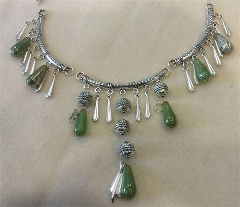 lima bead fringe necklace customer design lima