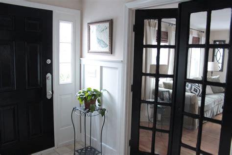interior painted doors black painted interior doors why not homesfeed