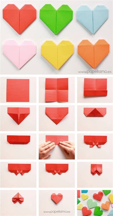 simple origami shapes 45 diy easy origami for with tutorials