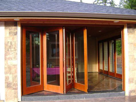 bi folding glass doors exterior bifold garage doors for sale sha excelsior org
