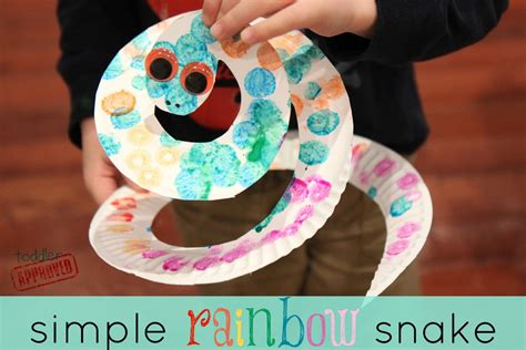 simple crafts for toddlers toddler approved and tot craft time simple rainbow