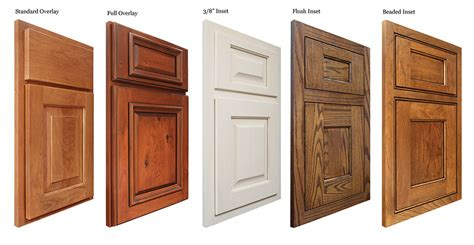 styles of kitchen cabinets shiloh cabinetry cabinet styles overlays