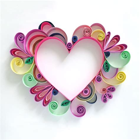 paper craft quilling s day quilling paperchase journal