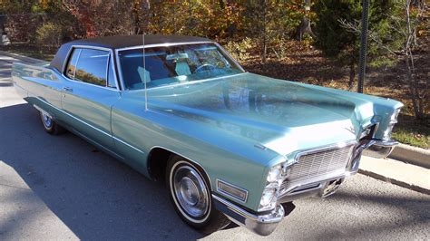 1968 Cadillac Coupe by 1968 Cadillac Coupe L27 1 Kissimmee 2017