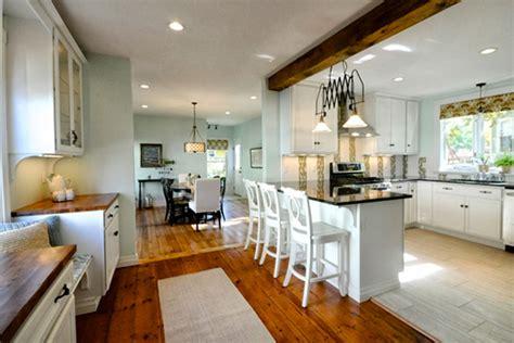 sopo cottage contemporary cottage kitchen hallways from hell edmond okc metro real estate