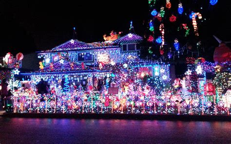 best lights show the best light displays in every state travel