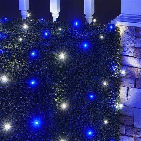 blue led net lights led net lights 4 x 6 led net lights 100 blue cool