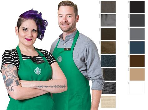 Starbucks releases new dress code urging staff to 'open closets and have fun'   Daily Mail Online
