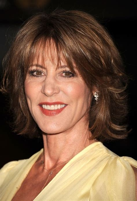 medium length hair styles for age 50 hairstyles for middle aged women middle hair style and