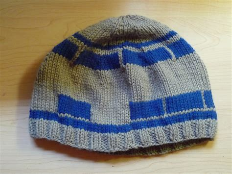 r2d2 hat knitting pattern r2d2 hat knitting