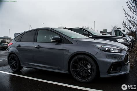 2015 Ford Focus Rs by Ford Focus Rs 2015 7 February 2017 Autogespot