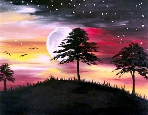 paint nite kennewick wa 1184 best landscapes images on landscape