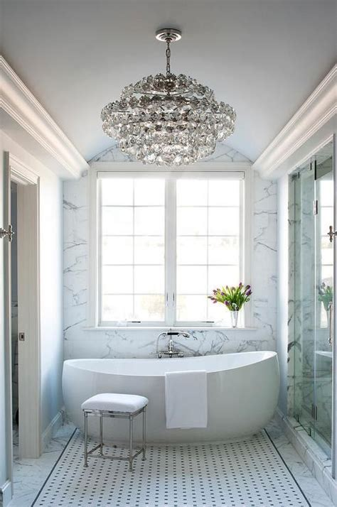 chandelier in the bathroom 1000 ideas about bathroom chandelier on