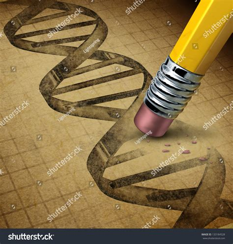 Modification And Technology by Genetic Engineering Dna Manipulation Biotechnology Science