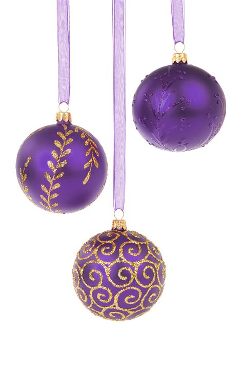 15 assorted ornaments on a white background
