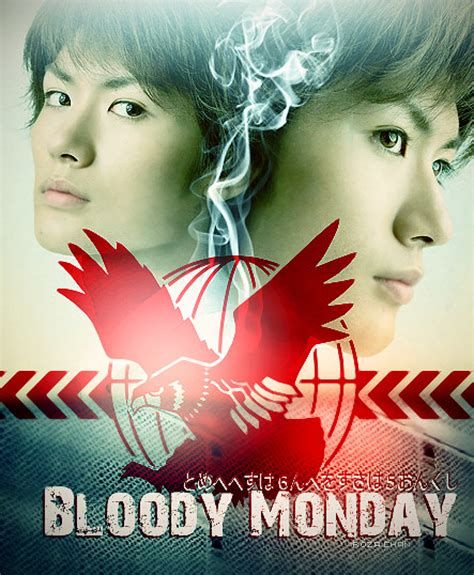 bloody monday bloody monday by rozachan on deviantart
