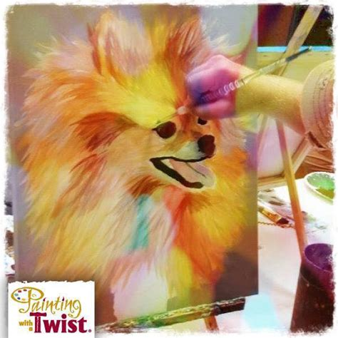 paint with a twist knoxville painting with a twist new business comes to the arts