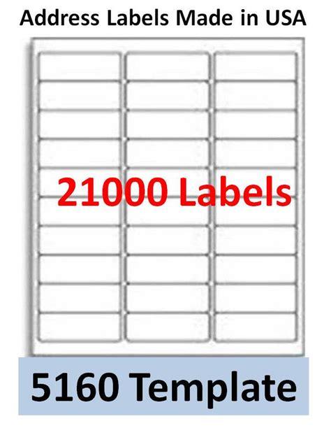 21000 laser ink jet labels 30up address compatible with