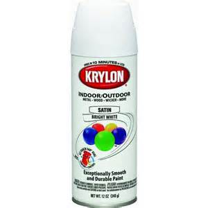 spray painting outside while krylon 53517 decorator indoor and outdoor spray paint at