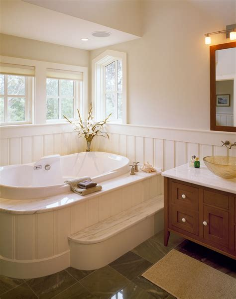 bead board in bathroom 10 real exles of beautiful beadboard paneling