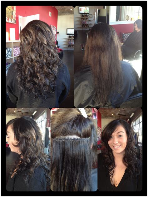 what hair is used for braidless sew in 17 best images about love extensions on pinterest cute