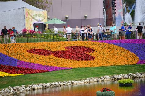 Garden Festival 2017 Epcot Flower And Garden Festival Flower Garden Epcot
