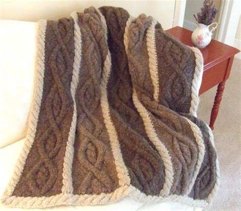 knitting an afghan country nights afghan by dawnbrocco craftsy