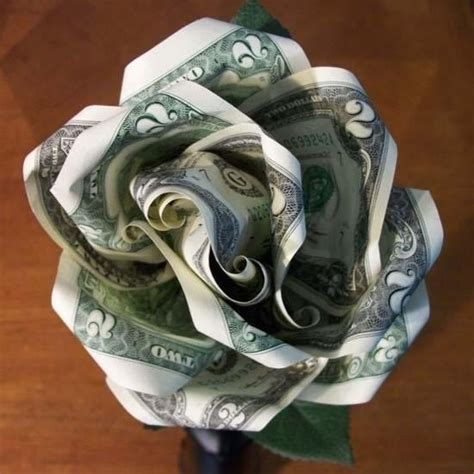 dollar bill origami flower money origami 10 flowers to fold using a dollar bill