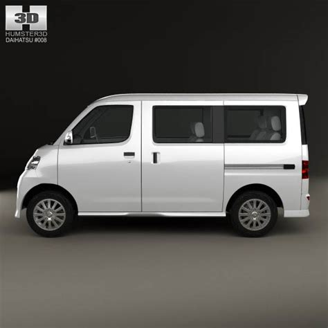 Daihatsu Luxio by Spesifikasi Daihatsu Luxio Type D Spesifikasi Daihatsu
