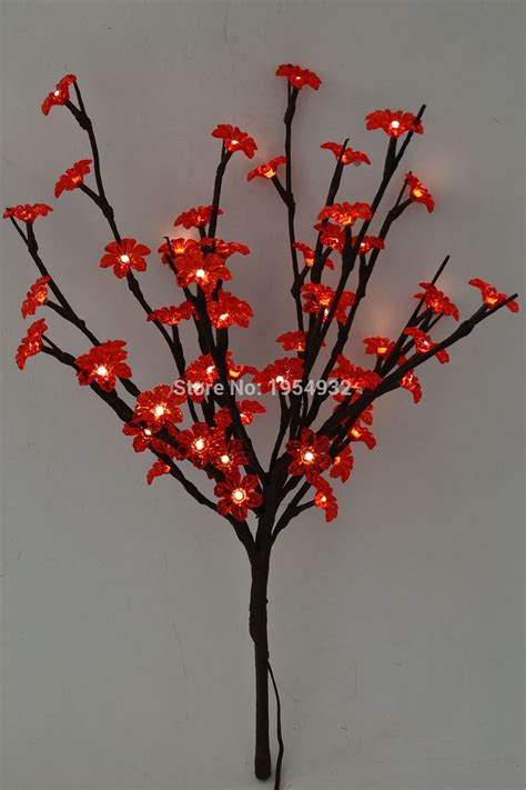 branches with lights compare prices on electric lighted branches