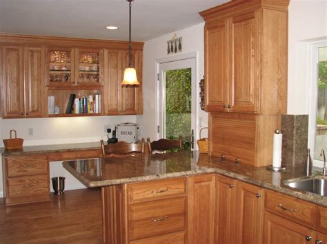 kitchen with light oak cabinets prewitt kitchen california kitchen creations
