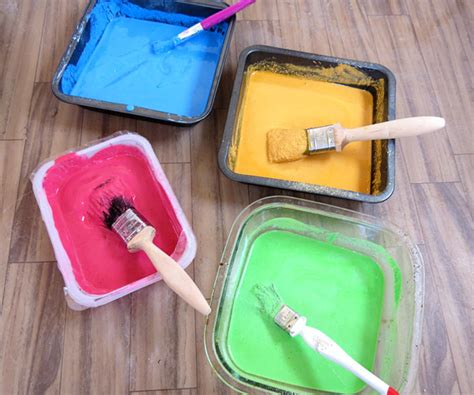 chalkboard paint how to make how to make chalk paint childhood101