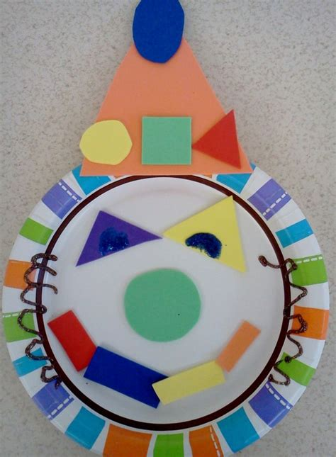 clown crafts for 124 best images about circus clowns snacks projects on