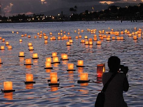 floating water floating water lanterns birando