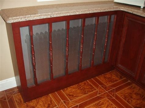 kitchen cabinet cover crafted kitchen cabinet install with custom radiator