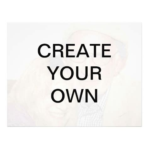 create my own create your own flyer zazzle