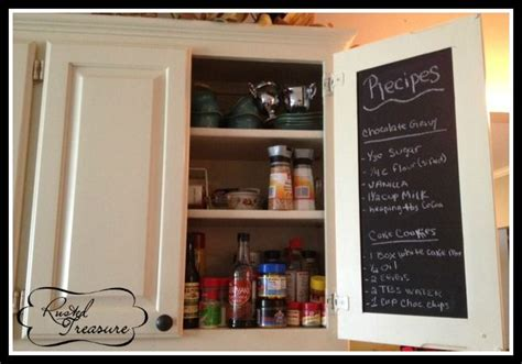 diy chalkboard kitchen cabinets 17 best images about kitchen on oak cabinets