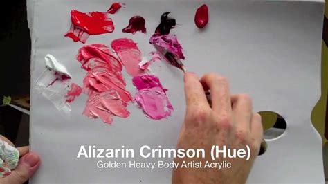 acrylic paint how to make pink how to mix bright pink with acrylic paint colour mixing