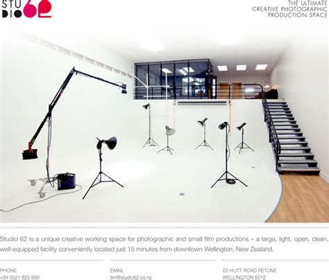 Small Home Interior Ideas studio hire wellington new zealand