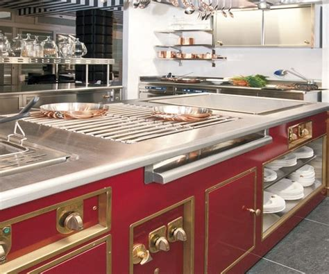 Kitchen Islands With Stove Top molteni luxury professional stoves