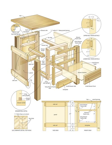 187 Mission Woodworking Plans Pdf Mission Style