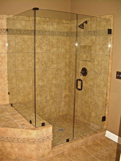 shower door u channel frameless shower vs u channel the glass shoppe a