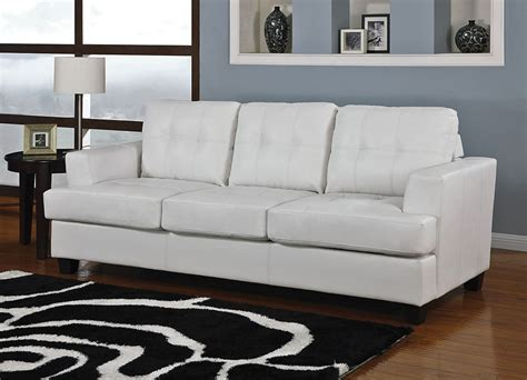 white leather sofa bed sale white leather sofa bed