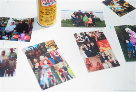 how to seal decoupage get in the photos s day decoupage memory gifts