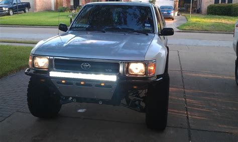 rigid led light bar reviews rigid industries 30 quot led light bar review yotatech forums