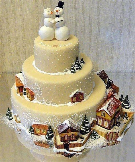 Decorated Houses For Halloween by Christmas Wedding Cake Pictures Photos And Images For