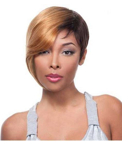 the cap cut hairstyle 15 short weaves that are totally in style right now