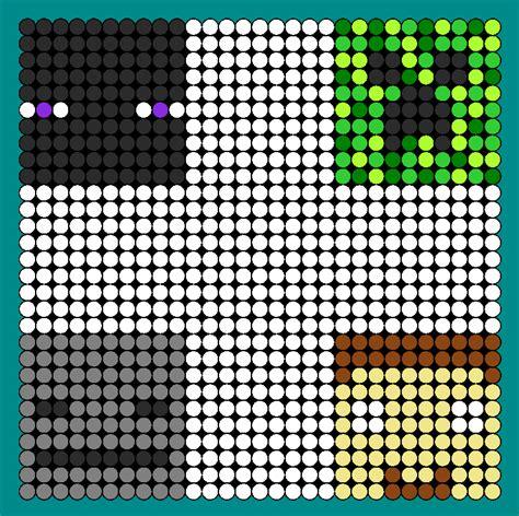 perler bead patterns minecraft minecraft faces enderman creeper skeleton and herobrine