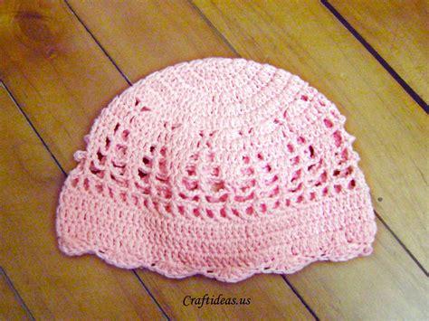 crochet tutorial crochet baby caps volvoab
