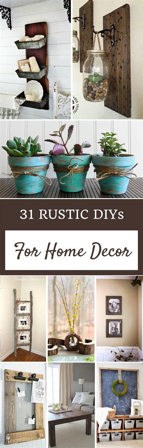 rustic decor ideas rustic home decor ideas refresh restyle